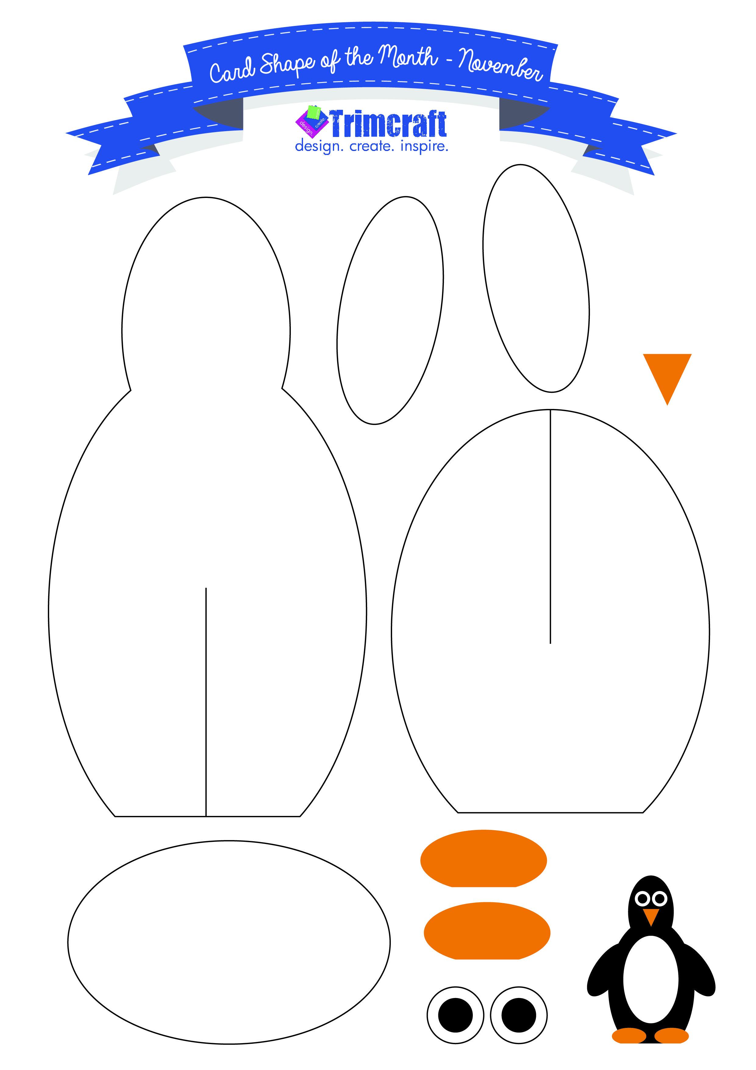 template penguin
