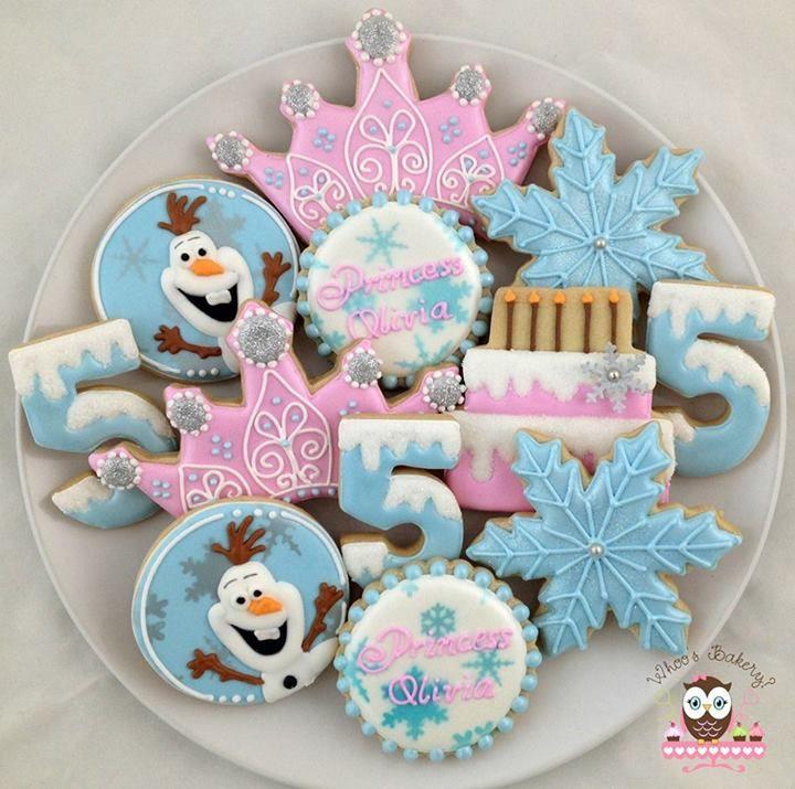 Fiesta de Cumpleaos Frozen 100 Ideas Originales Cumpleaos