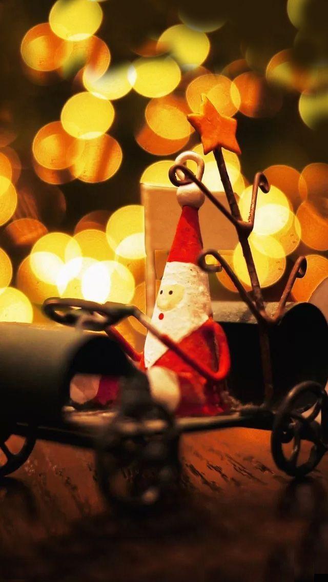 Santa Claus IPhone 5s Wallpaper