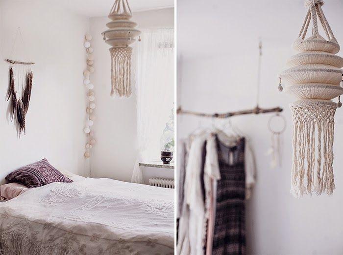 La petite fabrique de rêves: Boho style : Chez la photographe Anna Malmberg