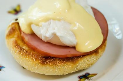 Eggs Benedict! (P Dub)