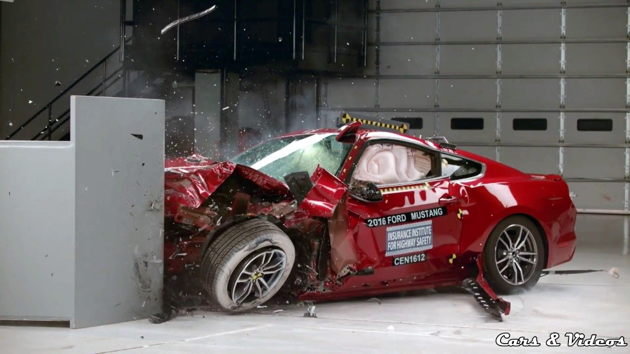 Crash Tests Not Looking So Good For The Challenger Dodge