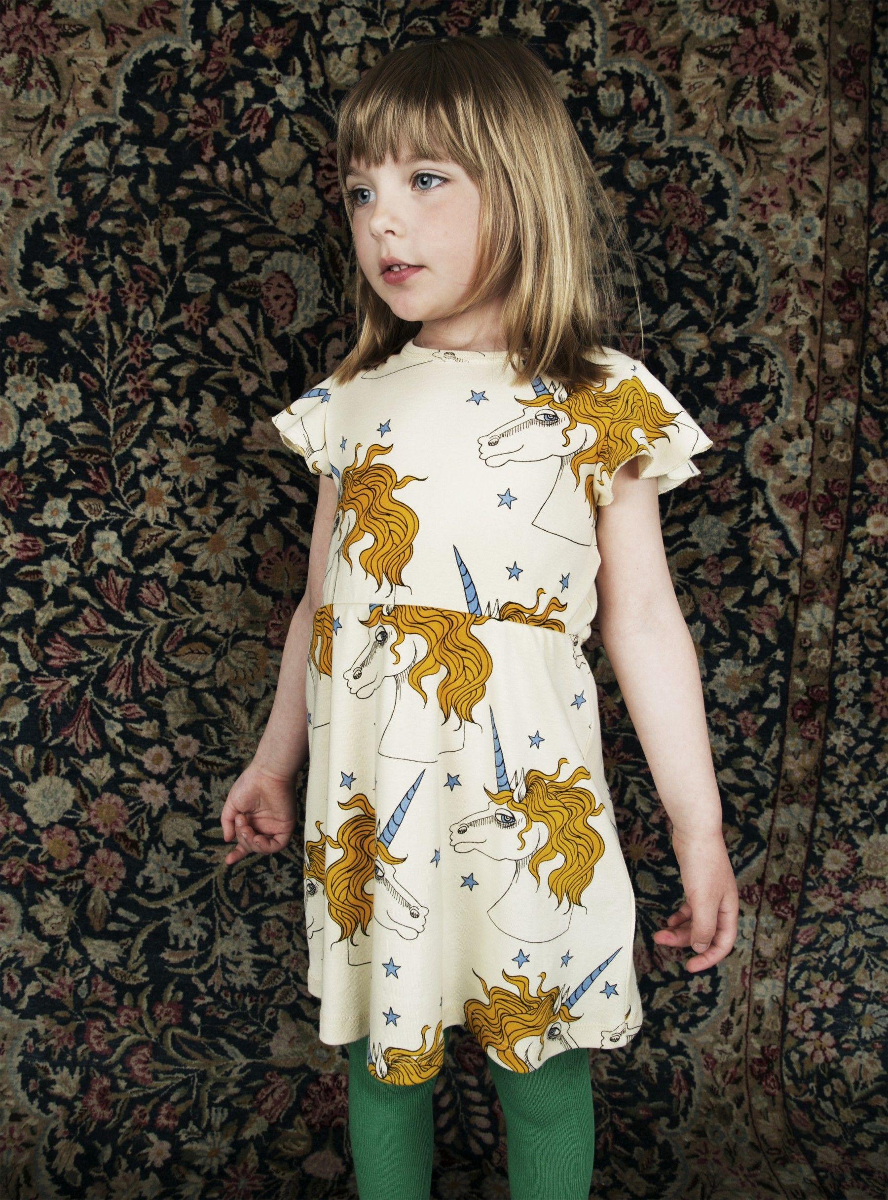Mini rodini wing dress