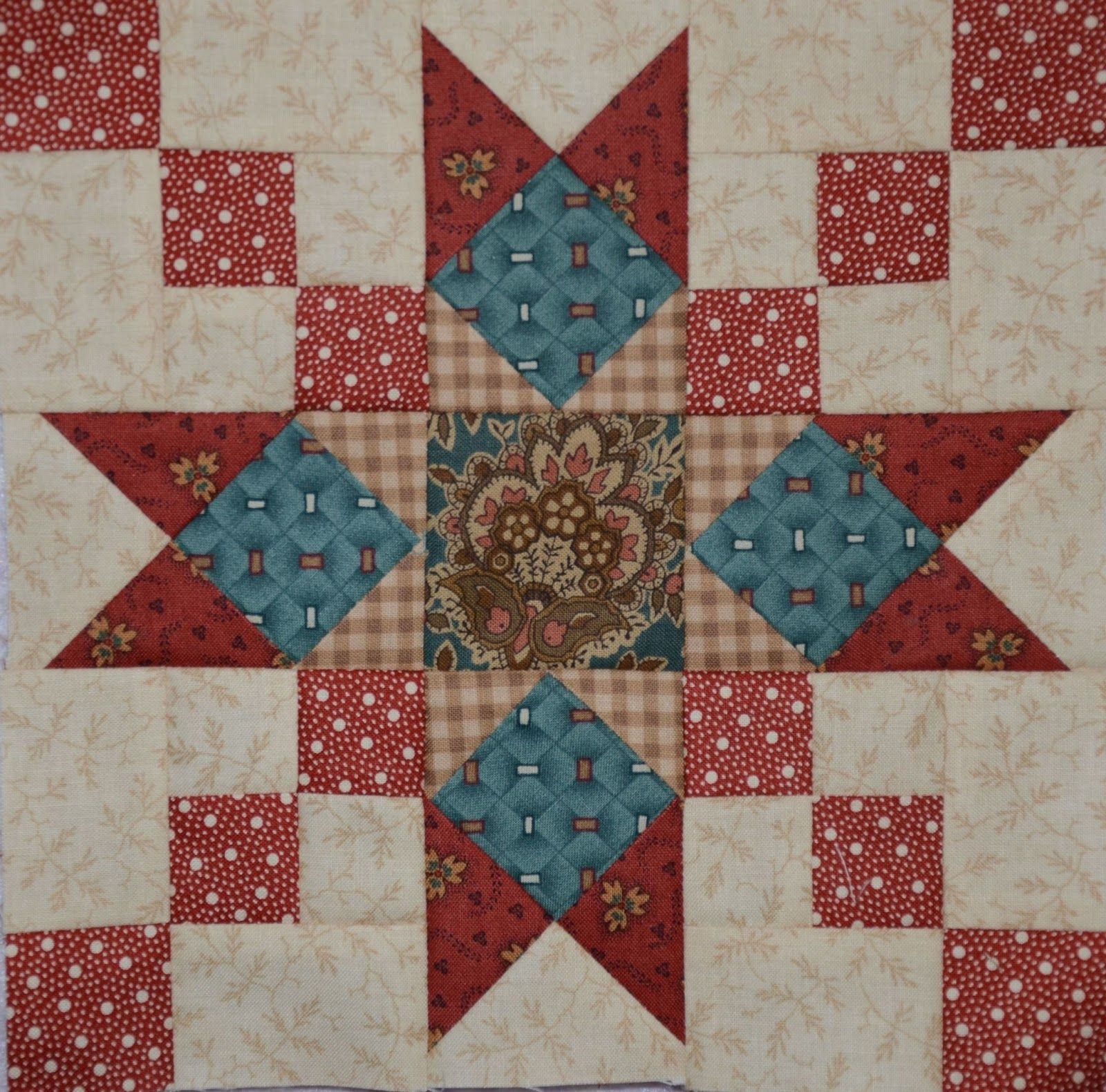 Fun block with so many possibilities | Quilting | Pinterest ...