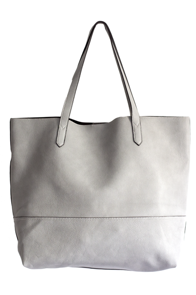 Bring this tote along on your next shopping adventure.