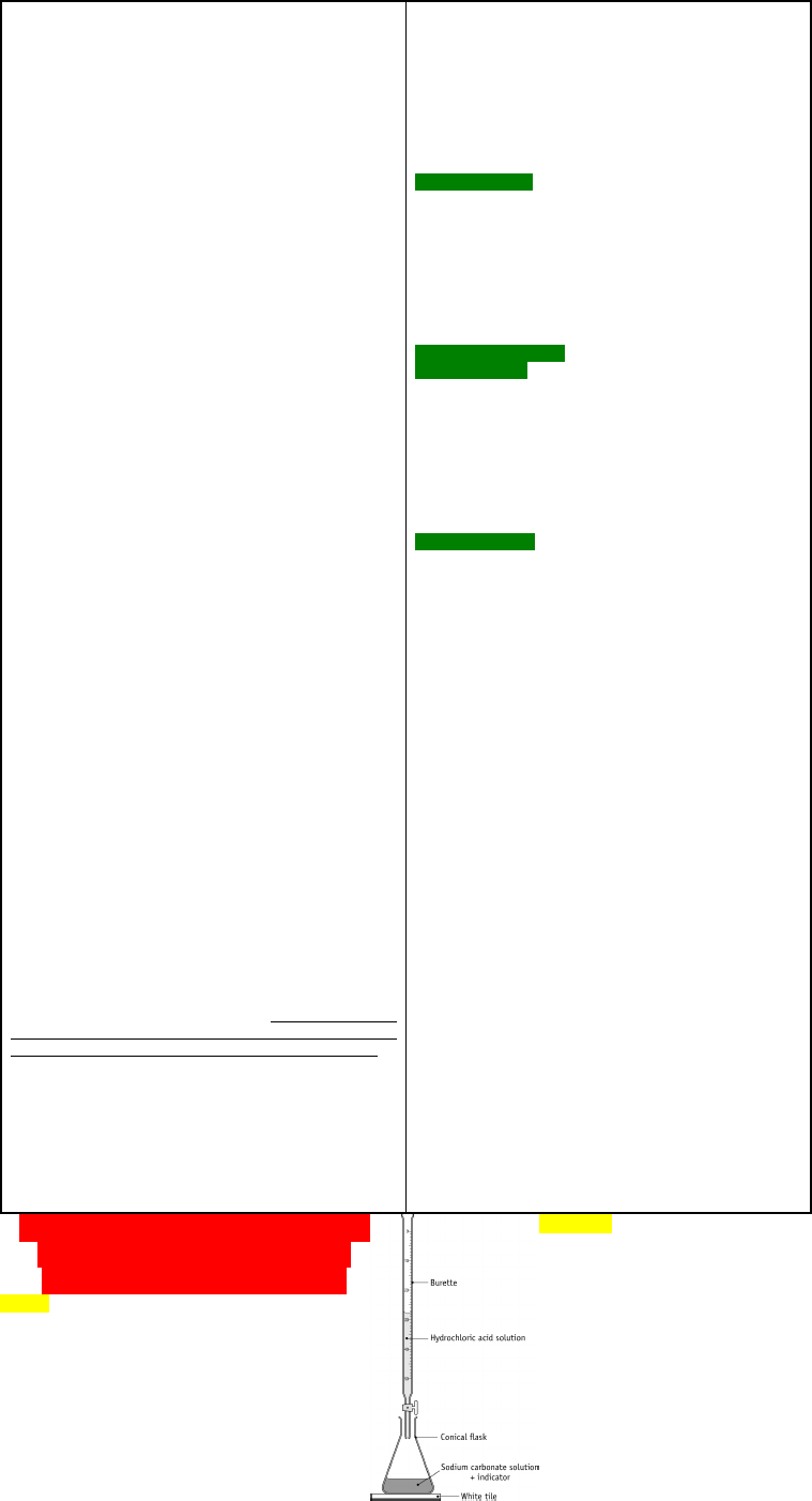 medium resolution of stdz of hcl with na2co3 titration hydrochloric acid