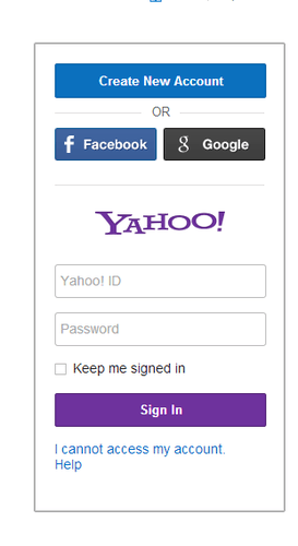 Changing Your Yahoo Mail Password Is A Very Simple Process That Only Takes About Two Minutes To Complete In Order T You Changed Passwords Change Your Password
