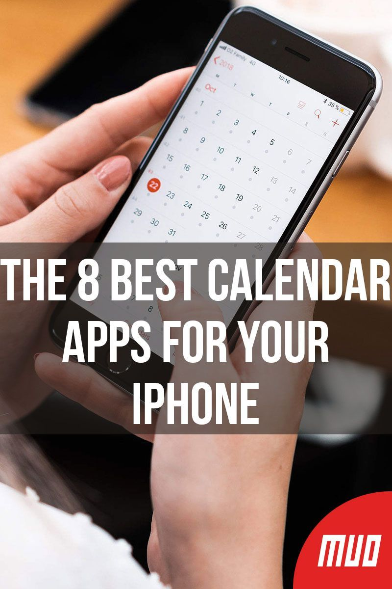 The 8 Best Calendar Apps For Your Iphone Best Calendar App