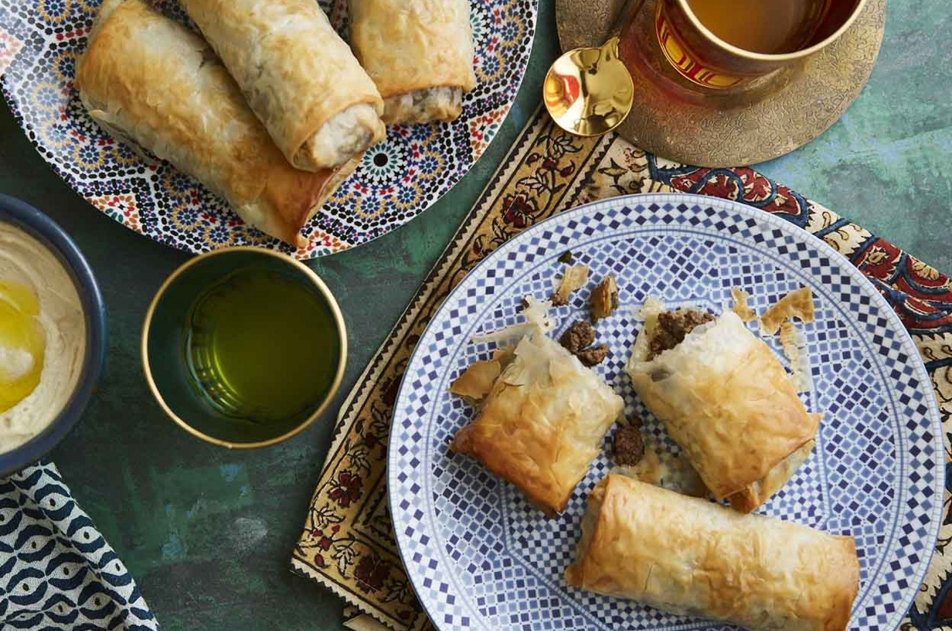 Kofte Phyllo Rolls Recipe in 2020 (With images) Phyllo