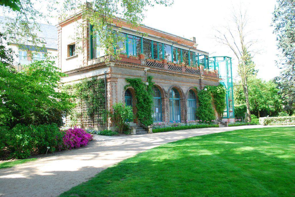 Shot Societe D Horticulture De Touraine Jardin Botanique Tours