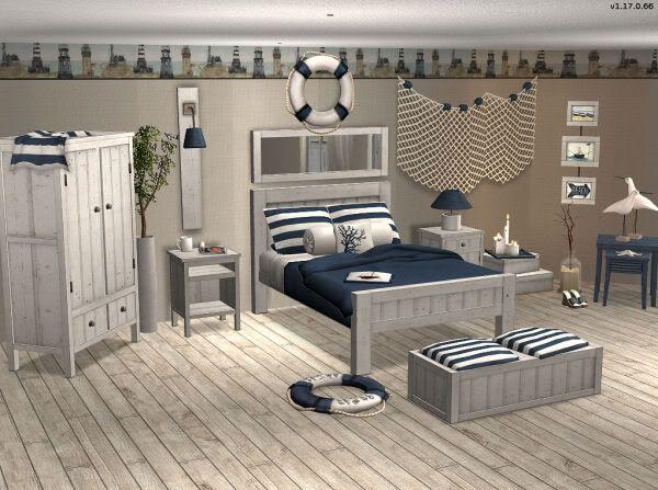 Maritime Möbel buggybooz aurore bedroom maritim möbel furniture all4sims de
