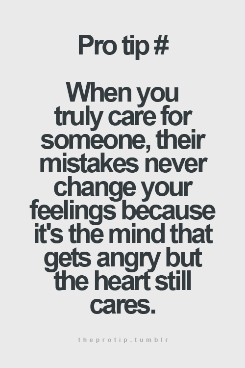 Quotes About Taking A Step Back In Relationships: My Heart Will ALWAYS Care!! I Will Always Care, But