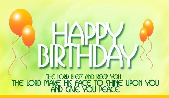Free Christian Ecards Happy Birthday