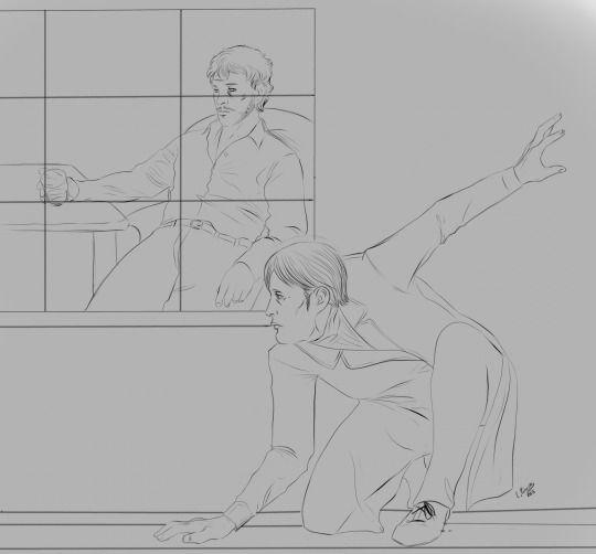Just another Hannibal artblog