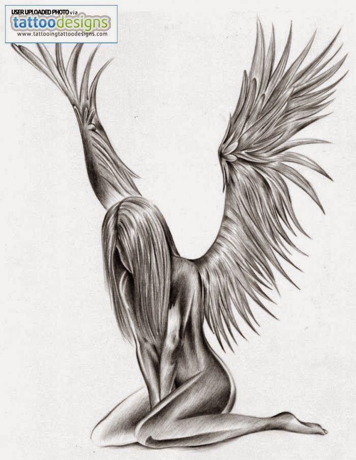 Tatuajes De Angeles Para Chicas Y Disenos De Regalo Tatuaje De Hadas Disenos De Tatuaje De Angel Tatuaje De Hada