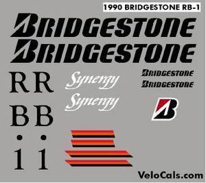 Not Found Bridgestone Decal Sheets Tech Company Logos