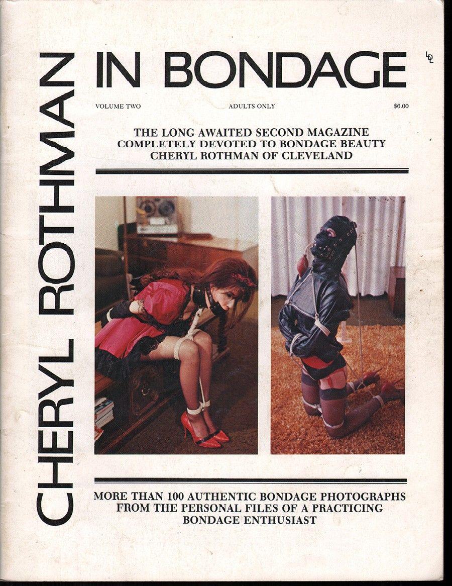 Cheryl rothman bondage 1960