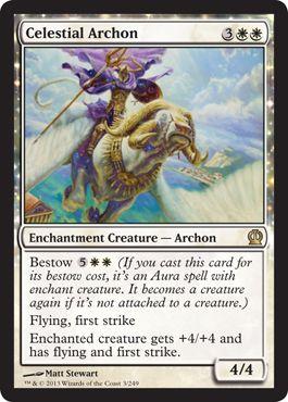 Celestial Archon   I've Got the Magic In Me!   Pinterest   Mtg