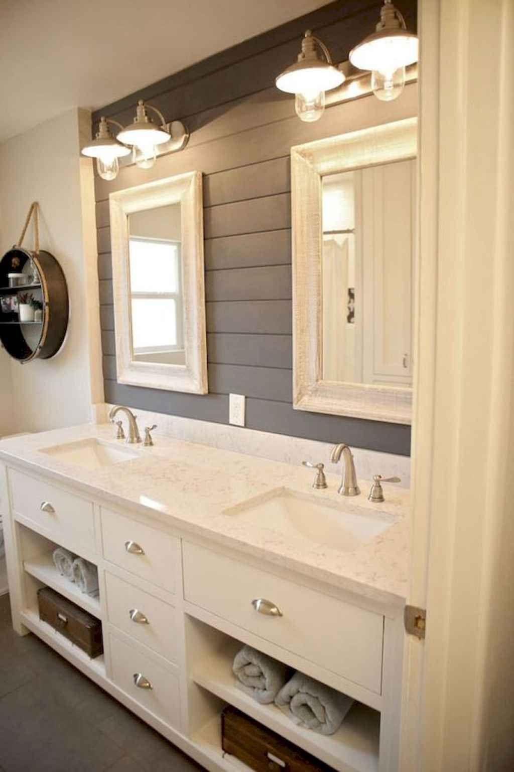 rustic farmhouse master bathroom remodel ideas 56 with on beautiful farmhouse bathroom shower decor ideas and remodel an extraordinary design id=47202