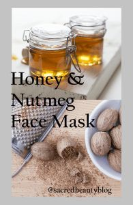DIY face mask to get rid of acne marks