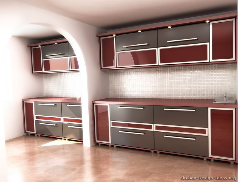 Modern Red Kitchen Cabinets  TT247  Kitchen Design Ideas org Modern Red Kitchen Cabinets  TT247  Kitchen Design Ideas org  . Kitchen Furniture Design Images. Home Design Ideas