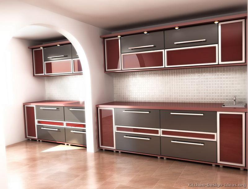 247 Kitchen.Modern Two Tone Kitchen Cabinets 247 Kitchen Design Ideas Org