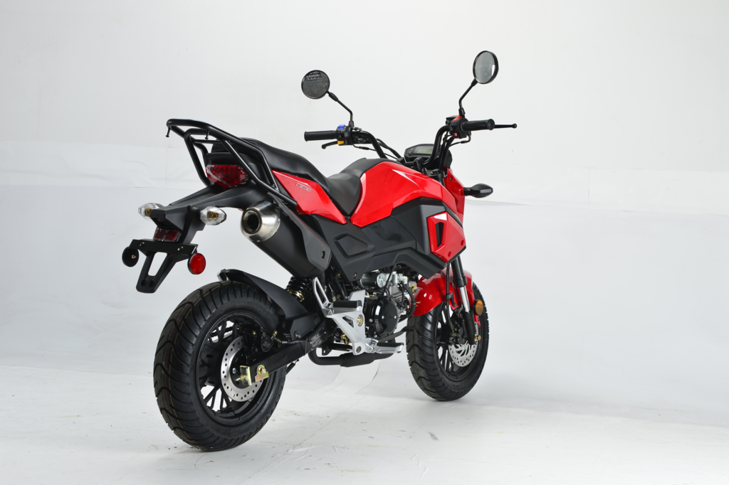 Venom Motors Offers 2018 X20 125cc Vader Motorcycle Preorder For Sale At 1 399 99 Only With Free Shipping In Usa Https Www Pocket Bike Bike Honda Grom