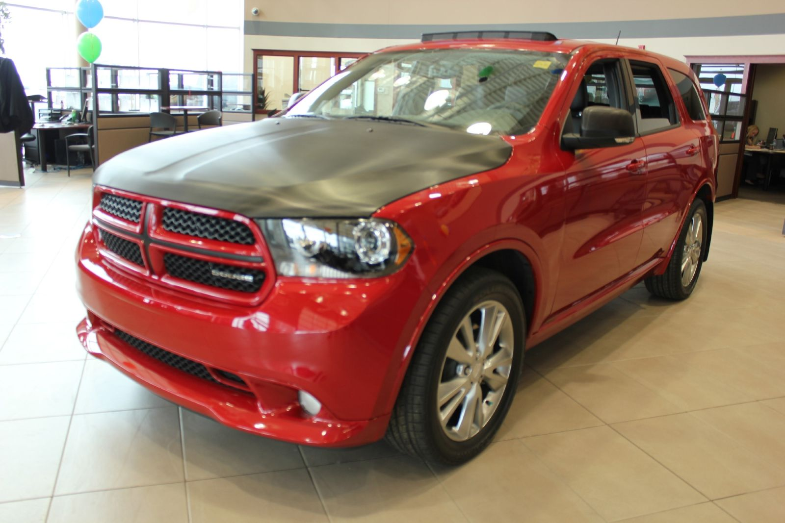 Check out this Durango R/T with custom decals which we are fondly ...