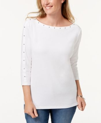 White Shirt Womens, Sheer Blouse, Medium Sleeve Shirts, Textured Top, Loose Fitting Tops, Elegant Blouses, Ladies White Tops, Plus Size Top