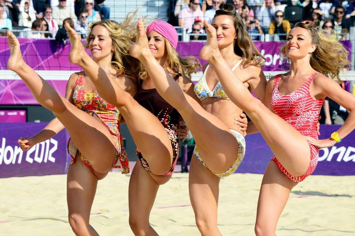 Hot gymnastics girls outfitt fails #6
