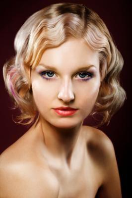 Modern take on 40\'s hair | Beauty ~ Hair | Pinterest | 1940s ...