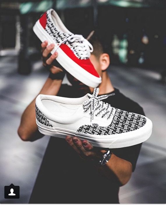 Fear of God x Vans Era | Stuff in 2019 | Vans shoes, Mens