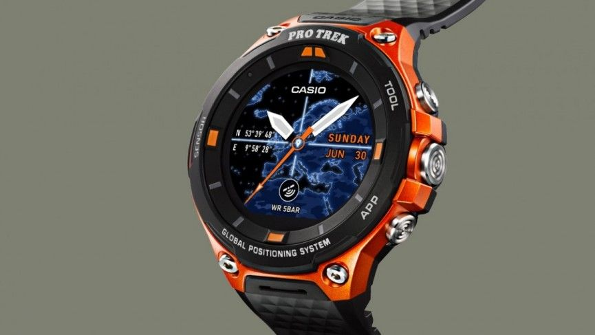 Best outdoor GPS watches Top trackers for hikers and adventurers is part of Watches for men - People who love the great outdoors need a GPS sports watch in their life  Whether you're all about hiking, skiing, trail running or wild swimming, the late