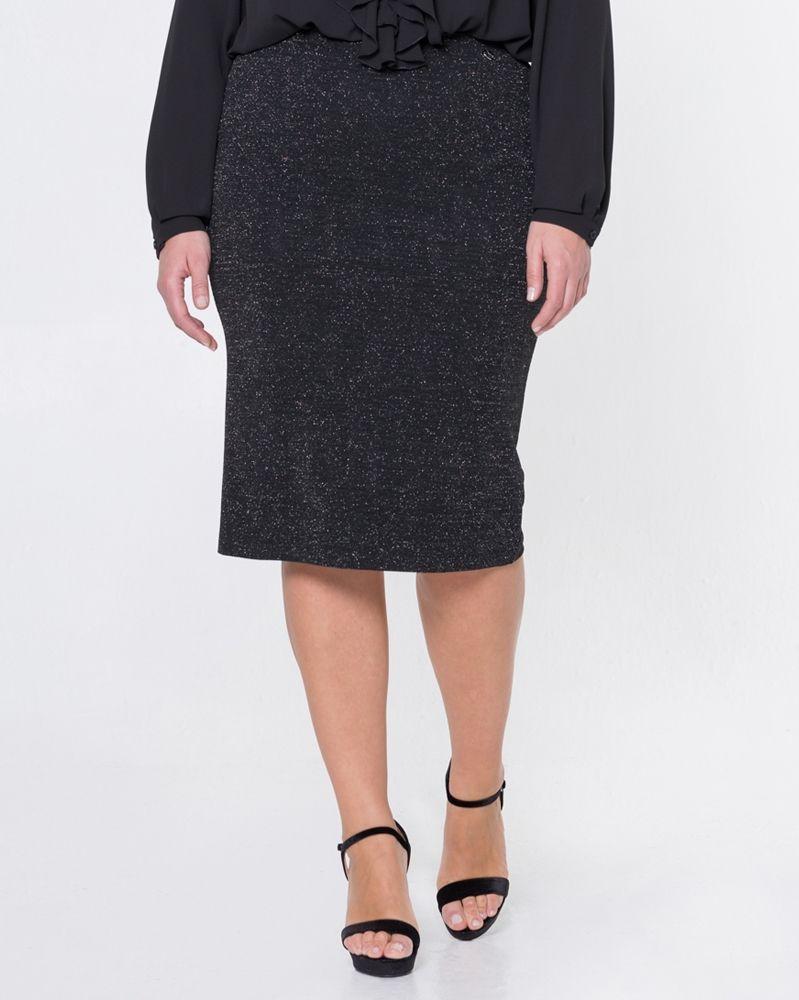 08815f35261 Pencil φούστα με lurex υφή — mat. XXL sizes — Γυναικεία Ρούχα ...