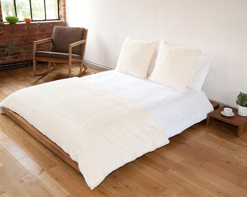 Platform Kingsize Bed