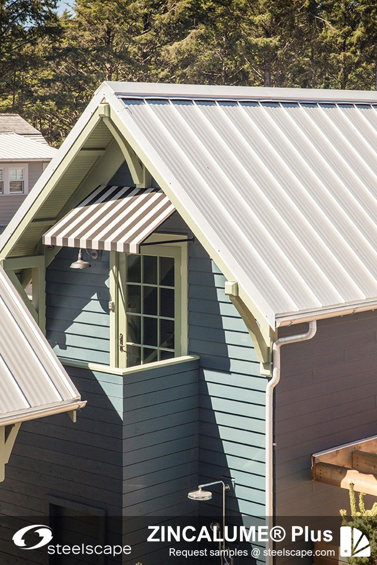 Metal Roof And Siding Inspiration In 2020 Metal Roof Homeowner Steel
