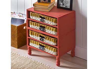 General Crafts Wicker Drawer Organizer Drawer Organisers Furniture Factory Organization