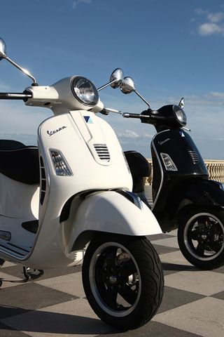 Vespas Him Her Android Wallpaper Hd Best Android Wallpapers Hd