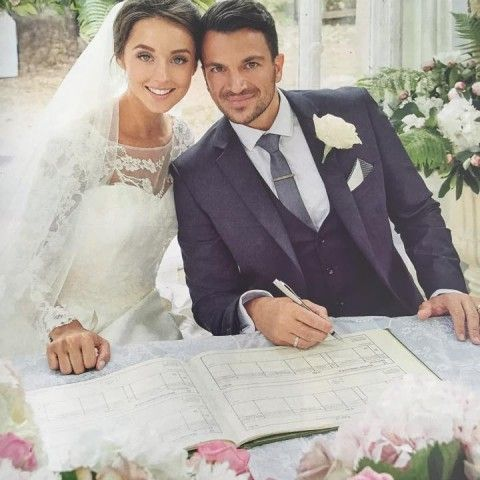 We Couldn T Wait To See Inside Peter Andre S Elegant Affair It Certainly A Step Up From The Dodgy Cinderella Theme At His 2005 Wedding Jordan