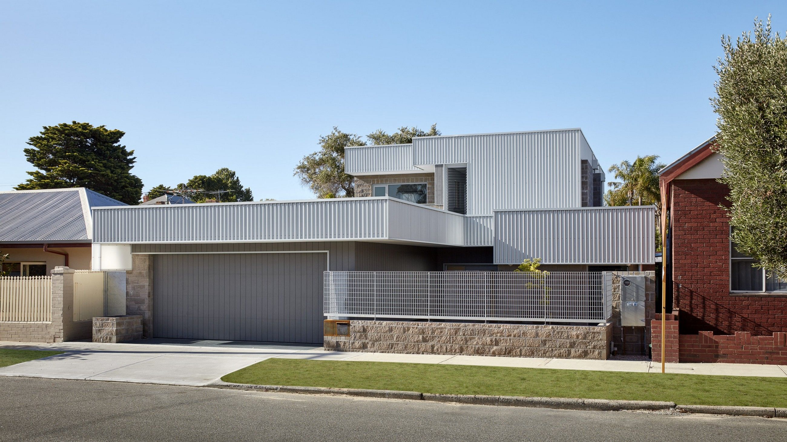 Philip Stejskal Architecture - Project - Lefroy Road House ...