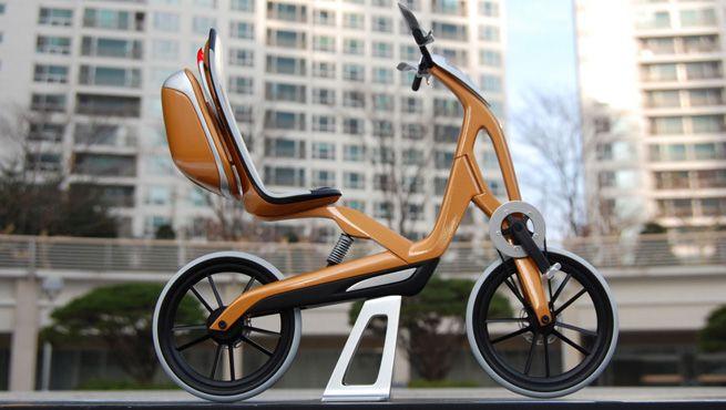 AutoVelo Concept electric bike
