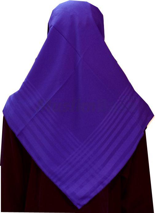 Square Royal Blue Hijab Stripes http://www.muslimbase.com/clothing/hijabs/square-hijab/square-royal-blue-hijab-stripes-p-7318.html