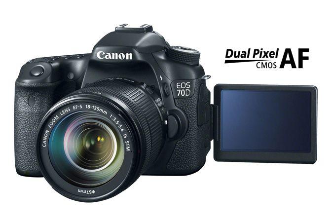 Eos 70d Best Canon Camera Best Vlogging Camera Best Camera
