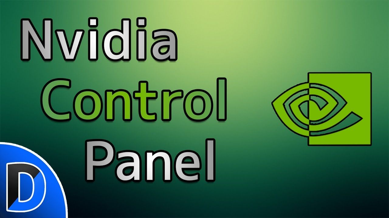Best Nvidia Control Panel Settings (Boost and Increase FPS