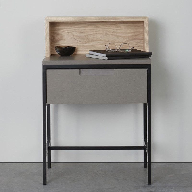 Howie bedside table by MannMade London