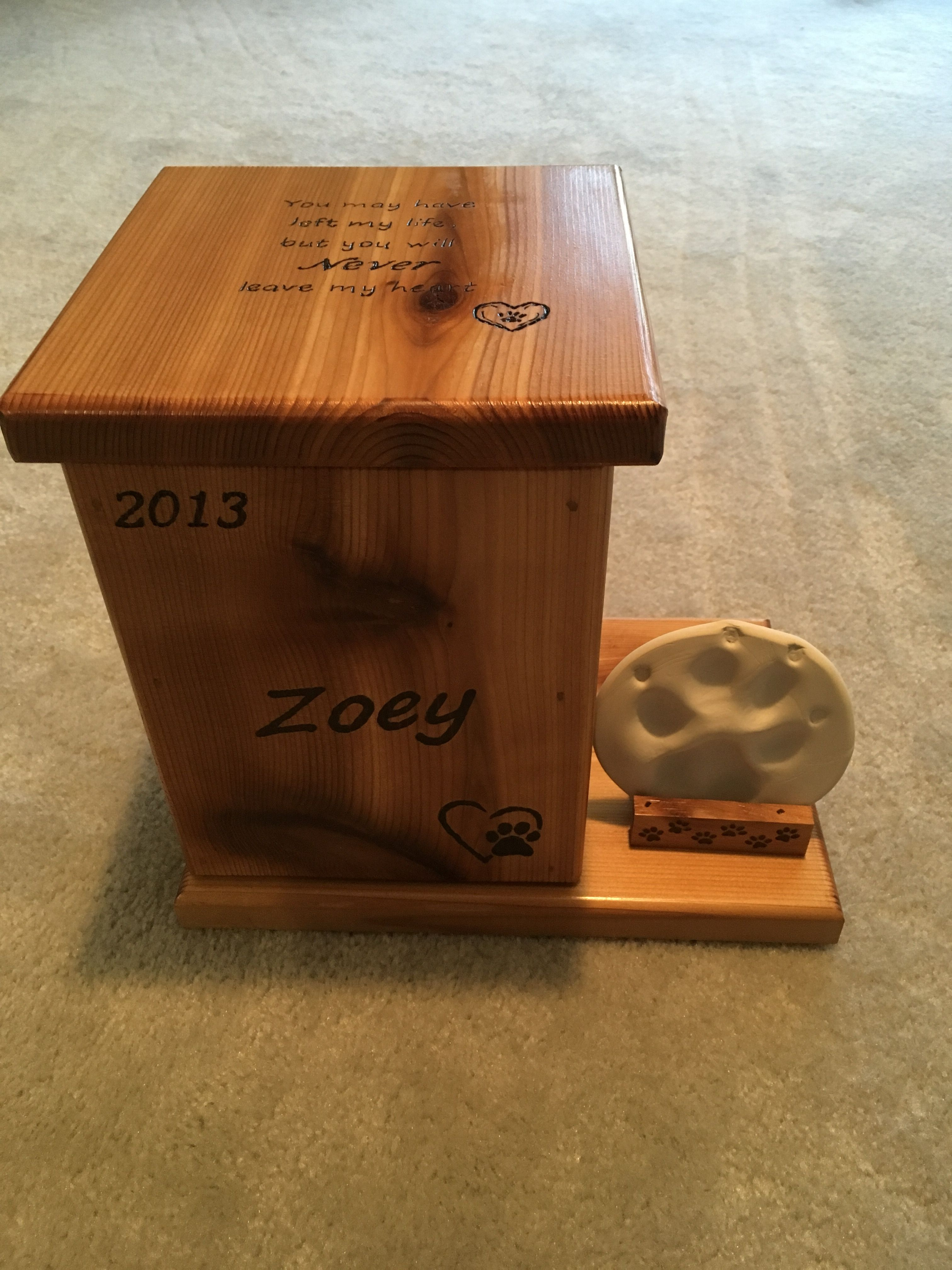 Wooden cremation pet urn cremation box diy wood burning with wooden cremation pet urn cremation box diy wood burning with quote and on top solutioingenieria Image collections
