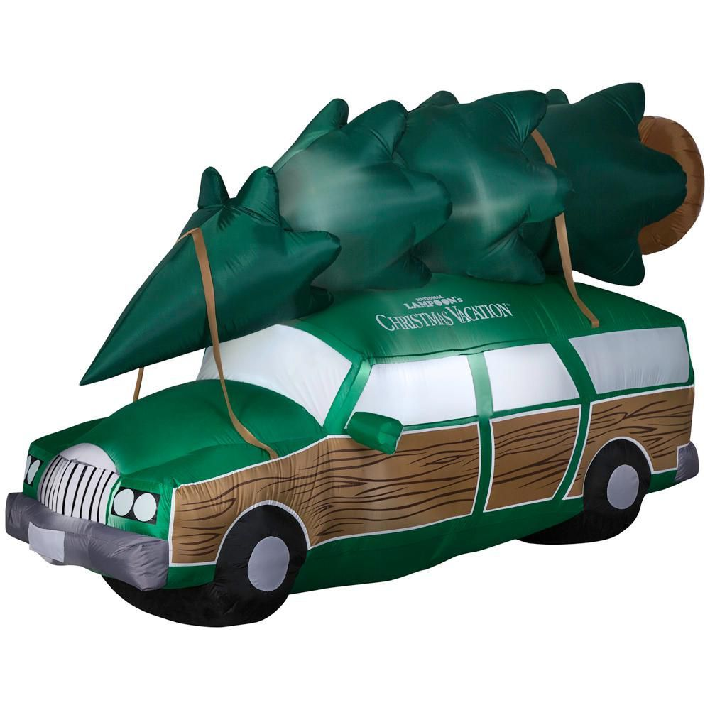 This 'Christmas Vacation' Inflatable Is Way Better Than a Jelly of the Month Club Certificate ...