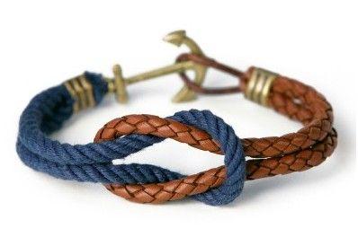 Daniel Boone Wristband kieljamespatrick.com