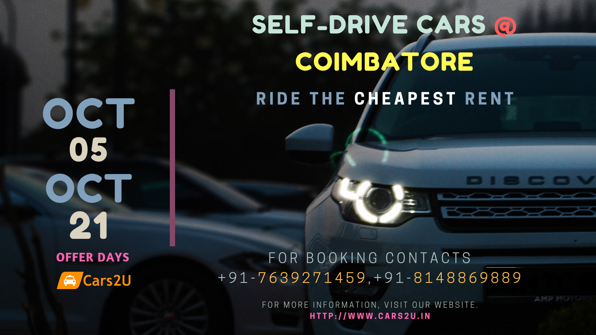 clear car rental discount coupon