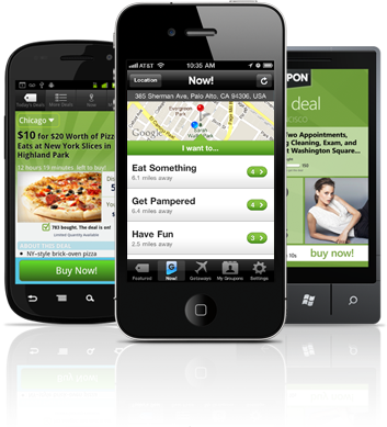 Groupon Great deals at your fingertips. (With images